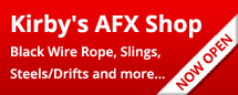 Visit Kirby's AFX Shop