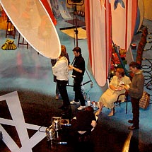 Blue Peter Set